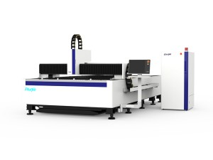 Factory directly Laser Cutter Yag 600w - RJ3015H Heavy Standard Open Type Fiber Laser Cutting Machine – Ruijie