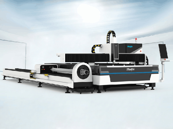 RJ-3015HT Plate and Pipes Fiber Laser Cutting Machine