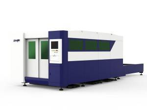 Cheapest Factory Co2 150w Metal Laser Cutting Machine Price - 3015EP  Heavy Standard Enclosure Type with Auto Pallet Changer – Ruijie