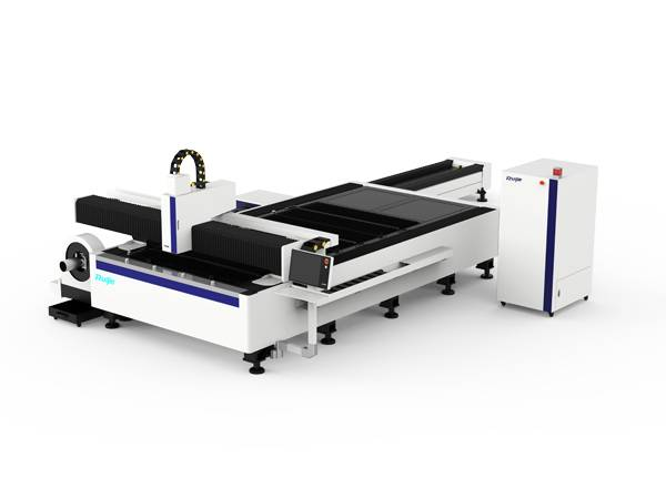 RJ3015HT Plate and pipes fiber laser cutting machine