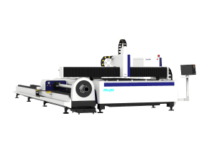 Hot-selling 150w Co2 Laser Cutting Machine - 3015PT3 Plate and pipes fiber laser cutting machine – Ruijie