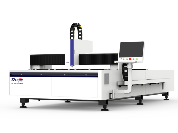 RJ3015S  Economic Open Type Fiber Laser Cutting Machine