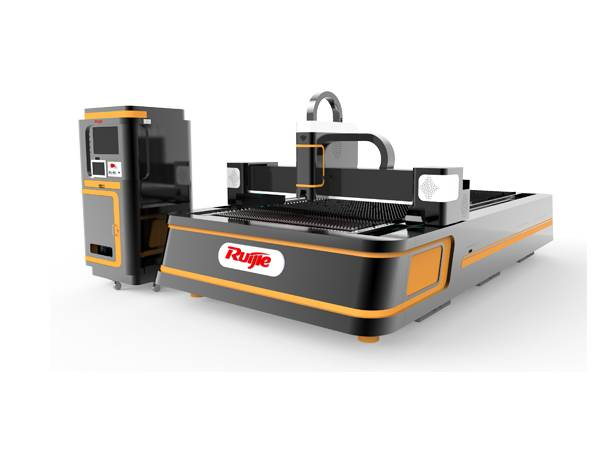 3015A New Dizajn Fiber Laser Cutting Machine