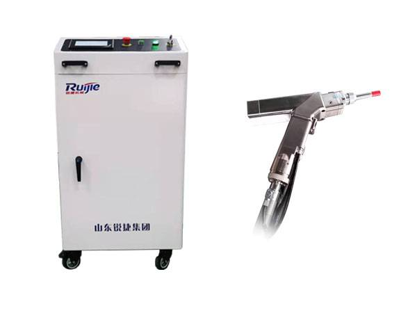 Ruijie Easy Operate 1000W 1500W Handheld Laser Welding Machine