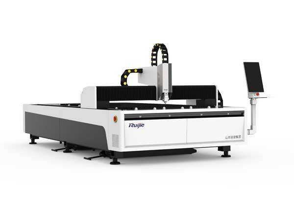 RJ-3015S  Economic Open Type Fiber Laser Cutting Machine