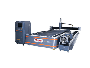 Factory making 150w Nonmental Mdf Laser Cutting Machine Price - 3015G Plate and pipes fiber laser cutting machine – Ruijie