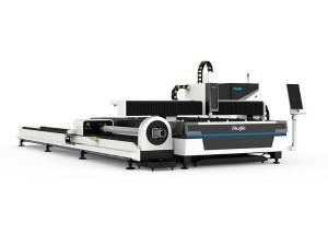 Chinese wholesale Co2 Laser Cutting Machine 150w - RJ-3015HT Plate and Pipes Fiber Laser Cutting Machine – Ruijie