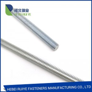 May sinulid Rod / Stud Bolt DIN975