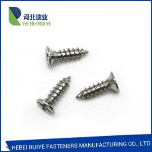 Self Tapping Screw with Different Types