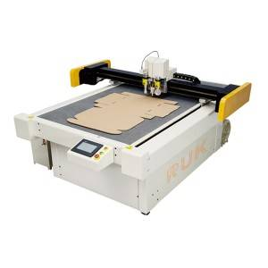 Karton Box Plotter-MTC03 Cutting