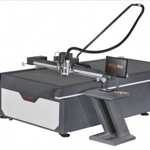 RUK carton box making machine plotter