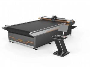 Talla Flatbed Digital Yankan Plotter-MTC06