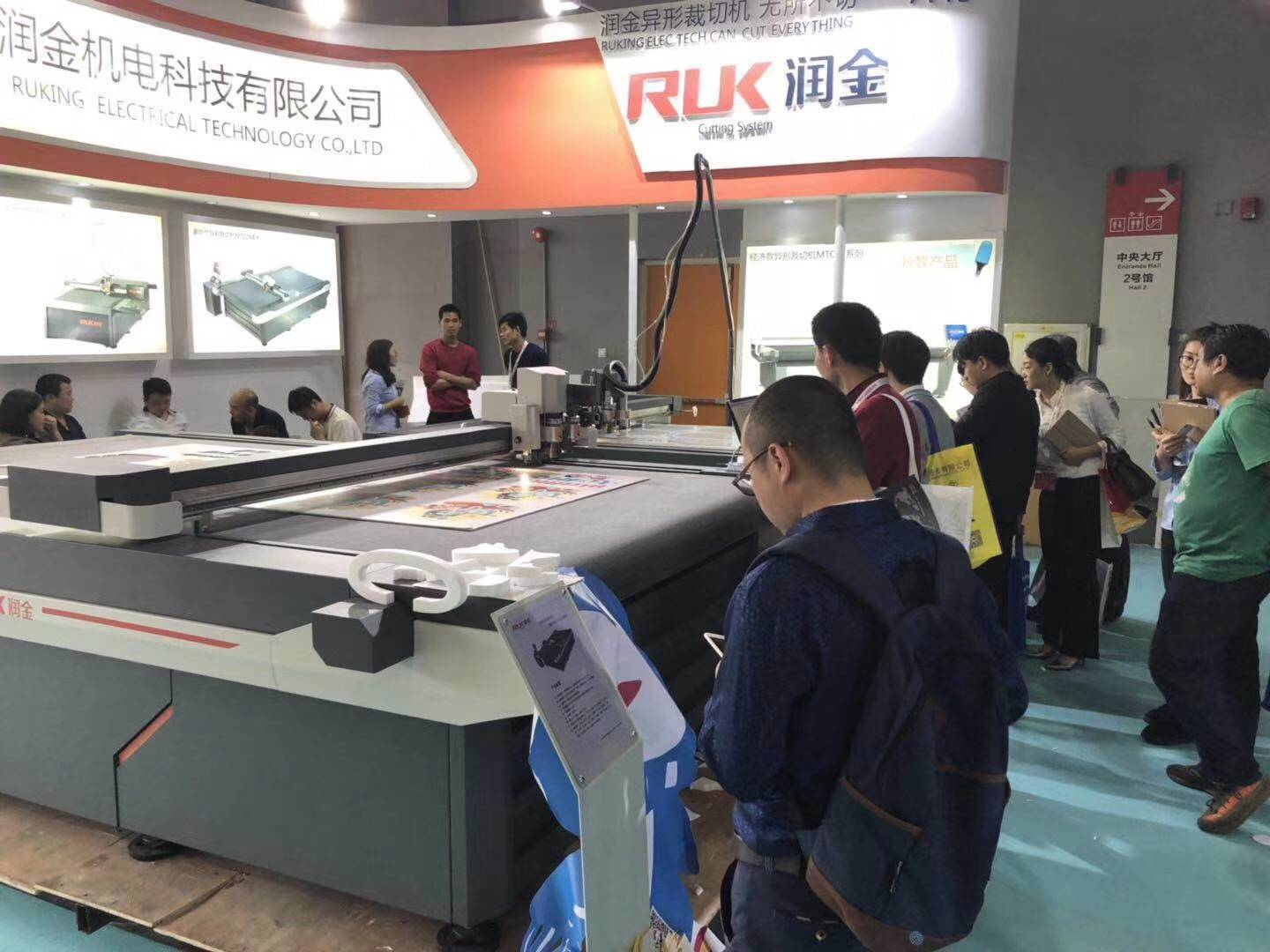 Guangzhou DPES SIGN EXPO CHINA 2018