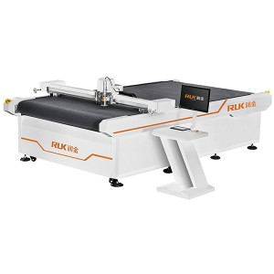 Fleksible materialer Cutting Machine-MCC02