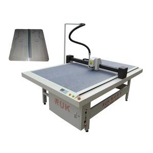 Template rezanja Sewing Machine-MC03