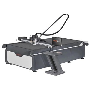 RUK MTC05 high density material cutting machine