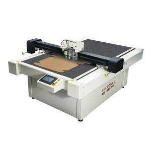 Carton Box Cutting Sinjaalwerjefte--MTC01