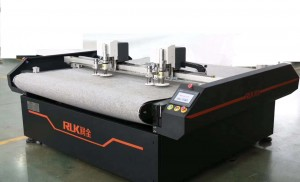Double Ulo-Auto Cutting System-RJMDC