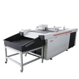 Die Cutting Machine for Box RUK