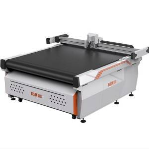 Vinyl cutting plotter