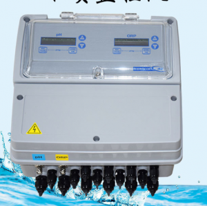 CE and ISO9001 standard high quality swimming pool water controller ph monitor for sale
