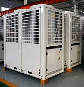 Heating and Cooling Heat Pump Water Heater For Commercial