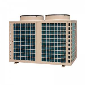 Air source commercial swimming pool water heat pump