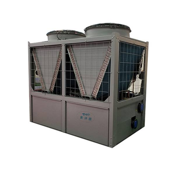 Air source commercial swimming pool water heat pump for hotel Featured Image