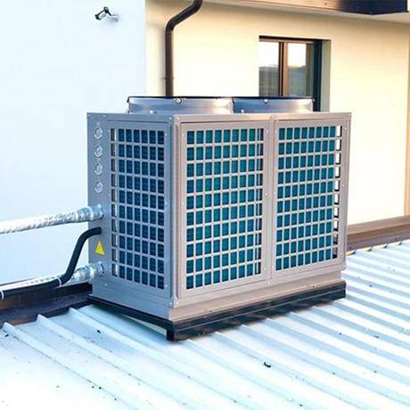 Commercial Air Source Heat Pump vs. Household Heat Pump
