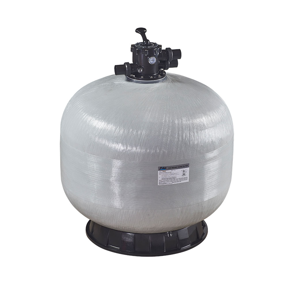 China Best Price 600mm Fiber Glass Swimming Pool Side Mount Sand Used Filters for Sale