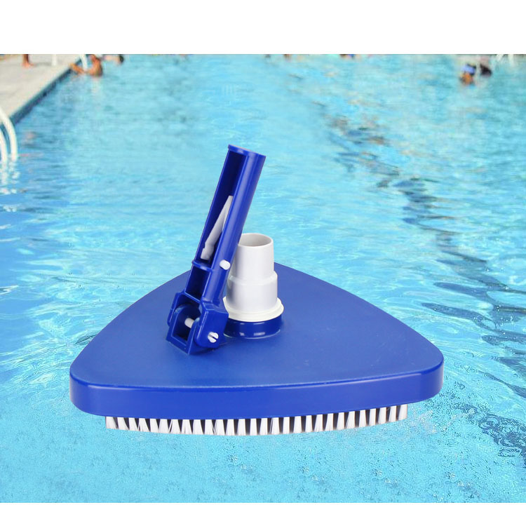 Triangular- shaped swimming  pool vacuum head parts