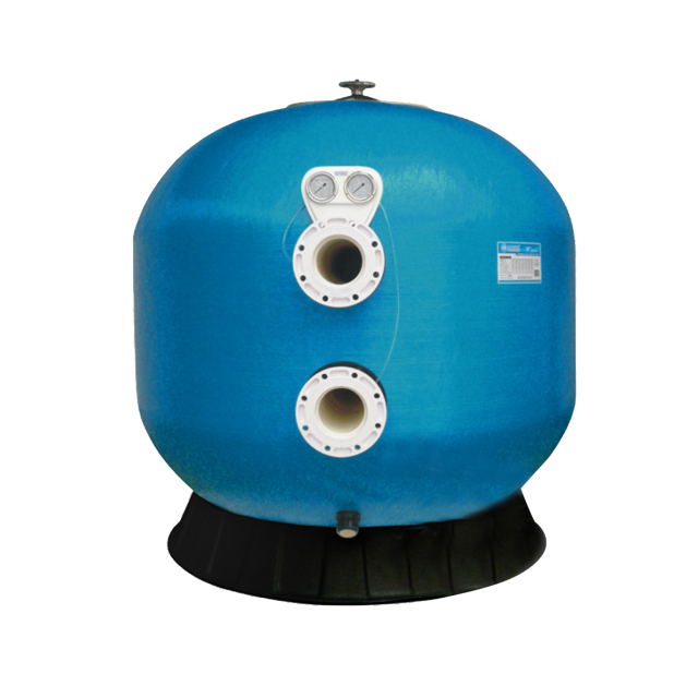 Factory Supply the best seller automatic multiport valve sand filter for swimming pool