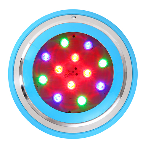 China 18W Par56 Ip68 Remote Colors Change Waterproof Led Swimming Pool Light for Sale