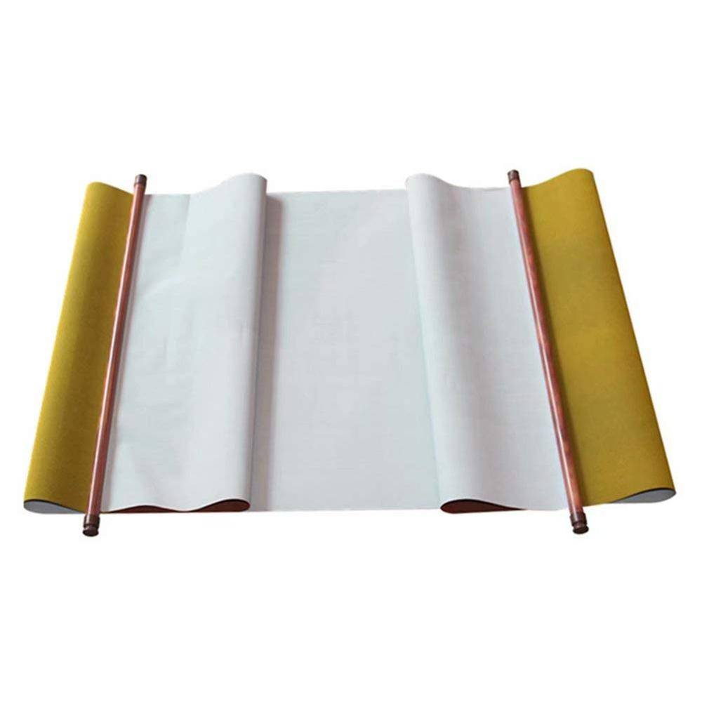 Reusable Chinese Magic Cloth Water Writing Paper Calligraphy Fabric Book Notebook for Painters, Artists and Children