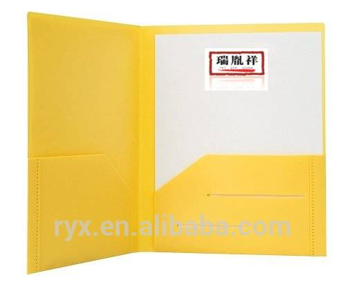 Super Purchasing for Custom Plastic File Folder -