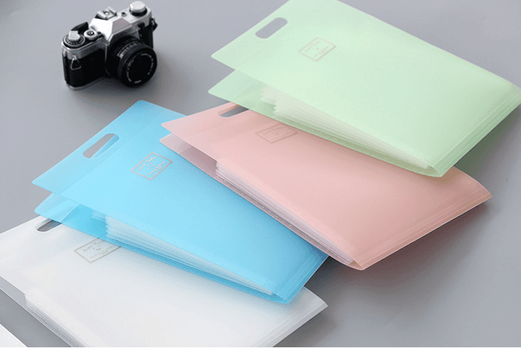 Factory directly Guangdong Stationery Manufacturers - China wholesale suppliers custom A4 expanding file folder with 5 pockets – Ruiyinxiang