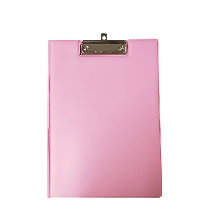 China Factory for Swing Clip Report Covers - Custom wholesale eco-friendly colorful fancy clipboard folder – Ruiyinxiang