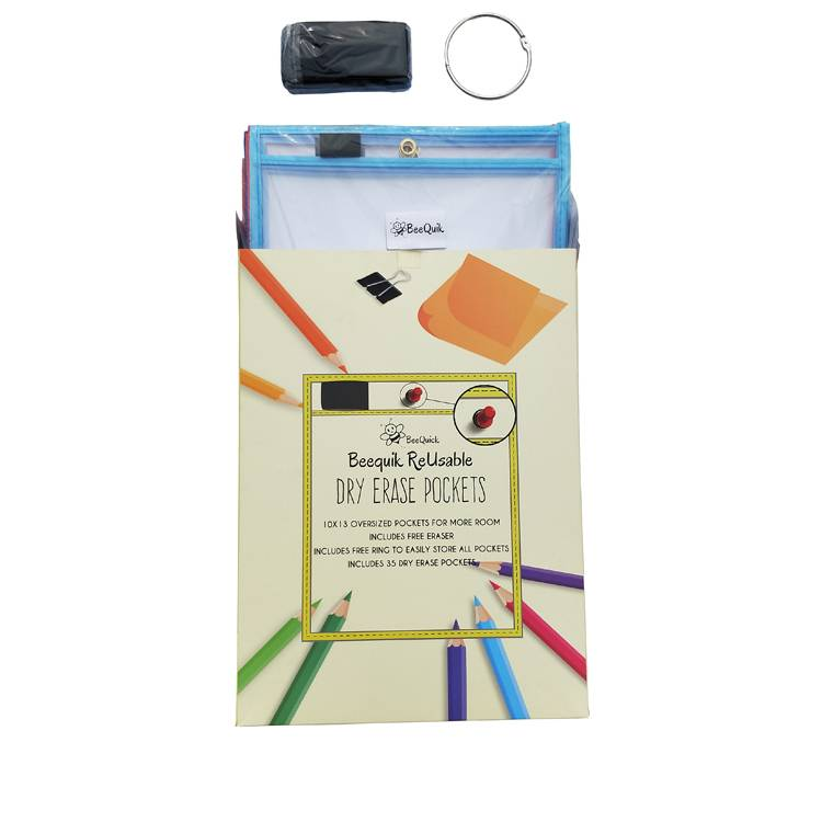 Fixed Competitive Price A4/A5/A3/B5 Size Sliding Bar Report Covers - Heavy Duty Dry Erase Pockets Reusable Multicolored Sleeves Top Quality Supplies for Your Office School Classroom and Children &...