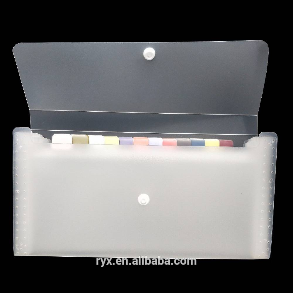 Low price for PVC File Folder -