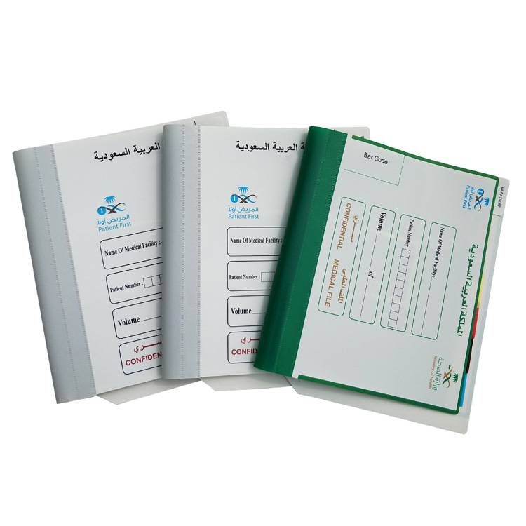 8 Year Exporter Ring Binder -