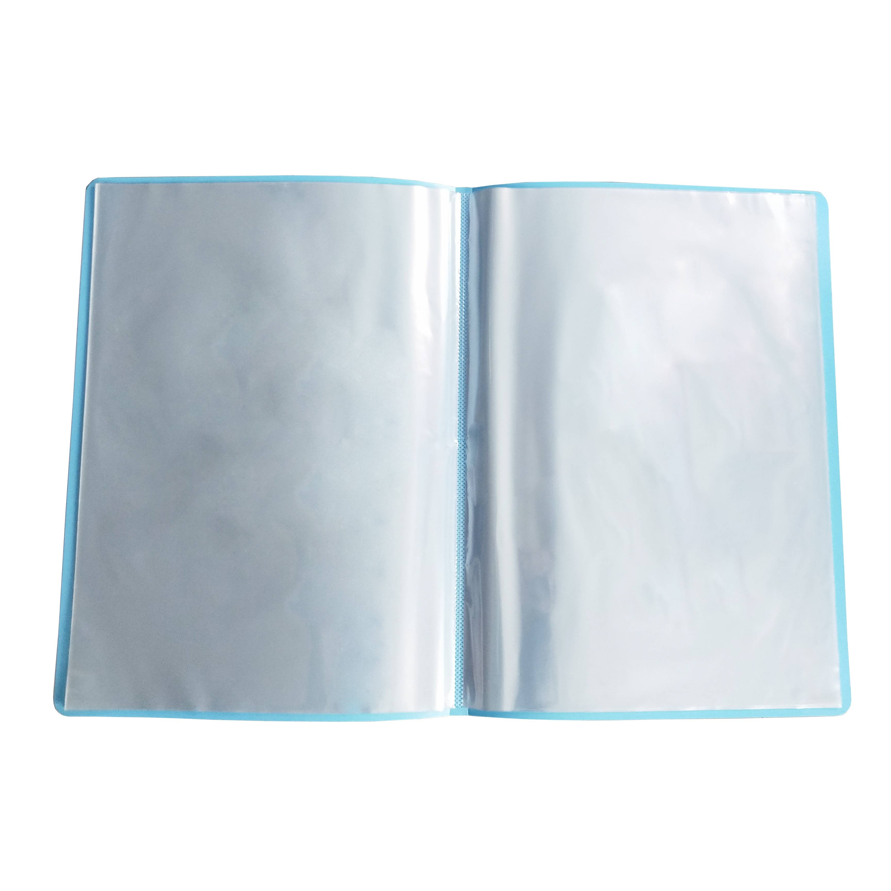 A1 size 26 Pocket Protector Presentation File Folder Display Book Clear Sheets for Report Sheets,Artworks,Music Sheets