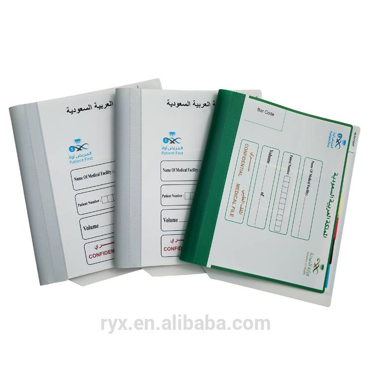 2017 Good Quality Mushroom Holes Ring Binders -