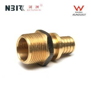 Male Straight Connector-01