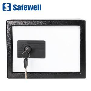 Safewell 17CK Mechanical Security Hidden Wall Safes Hotel Mini Security Safe Box