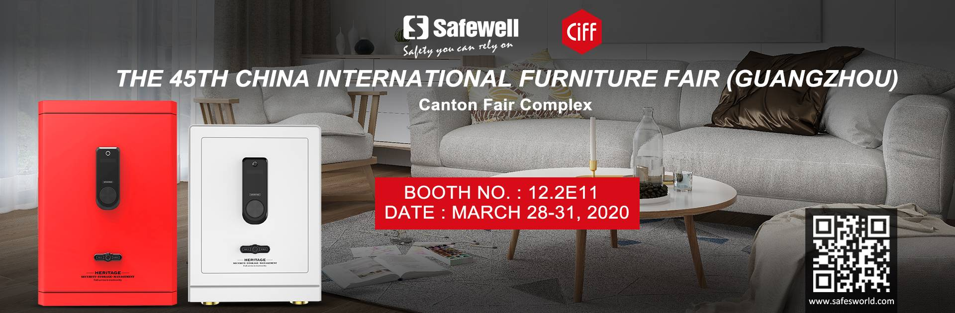 EISENWARENMESSE AND CIFF – SAFEWELL SAFE FAIR