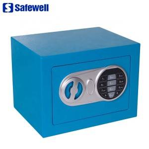 Safewell 17CI New Security Digital Fjalëkalimi Electronic Faqja Safe Kabineti