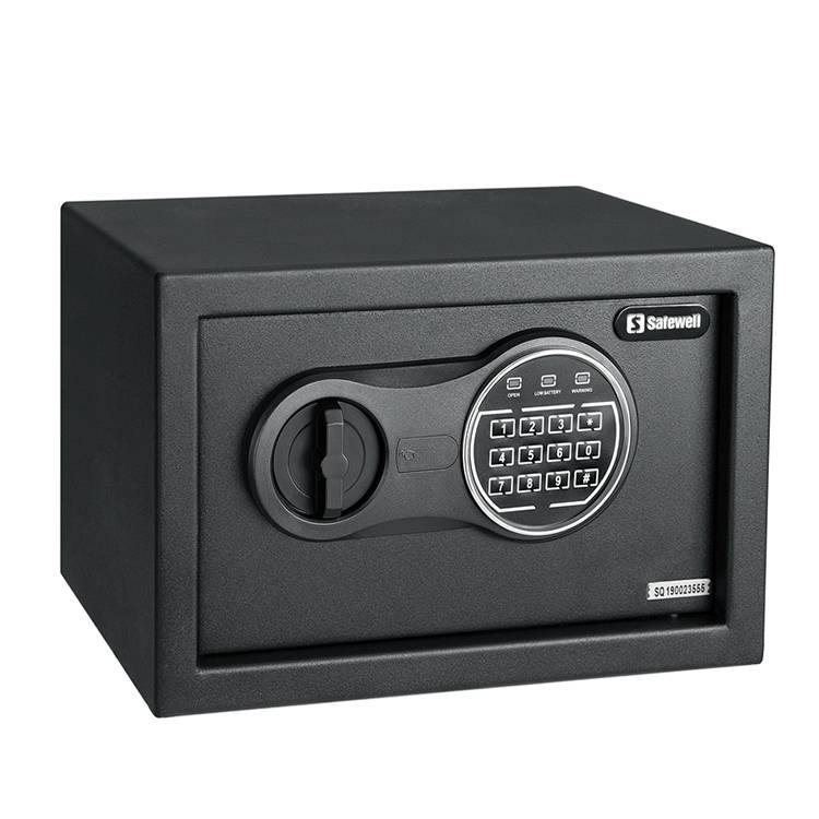 Safewell 20SCE Excellent 8.5L Home Hotel Electronic Safe Box