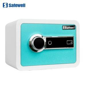 Safewell 	 E8602E Touch Screen pad Home Office Biometric Fingerprint Electronic Digital Security Money Safe