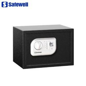 2017 New Style Intelligent Electronic Digital Password Safe Box - Safewell FPN Series Biometric Fingerprint Safe for Home – Safewell