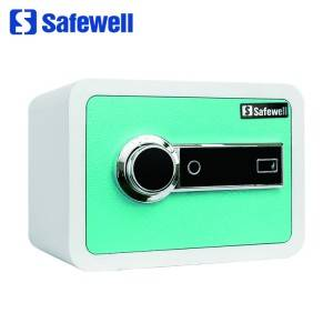 Safewell 	 E8601E Touch Screen pad Home Office Biometric Fingerprint Electronic Digital Security Money Safe